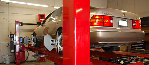 Tires and Alignment | San Ramon Valley Import Center
