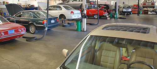 Service and Repair Tools | San Ramon Valley Import Center